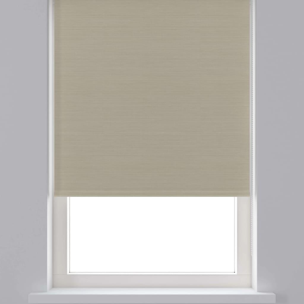 Decosol Rullegardin lystett kremhvit 60x190 cm