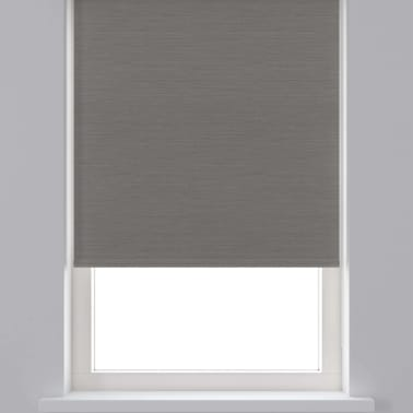 Decosol Roller Blind Blackout Grey 60x190 cm | vidaXL ie