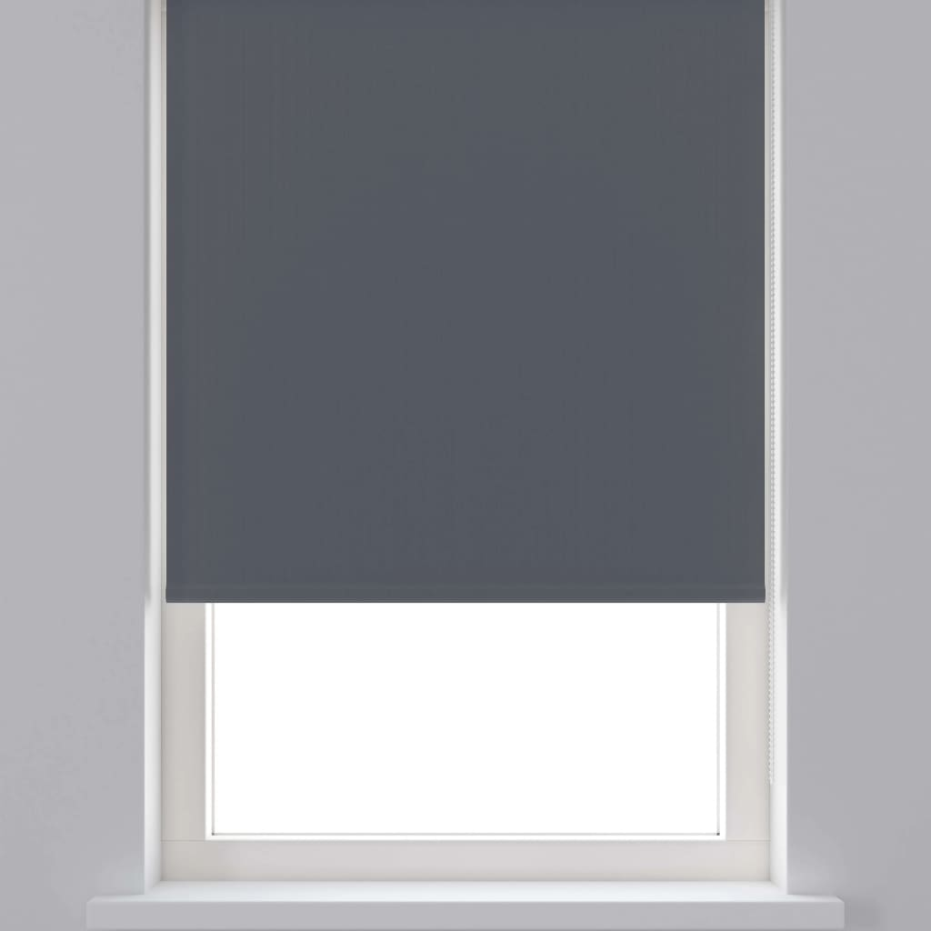 Decosol Rullegardin lystett antrasitt 60x190 cm