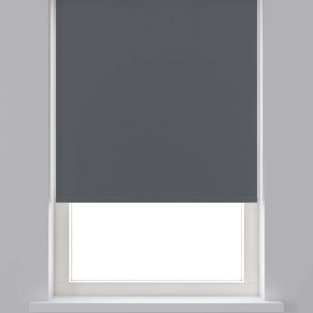 Decosol Rullegardin lystett antrasitt 90x190 cm