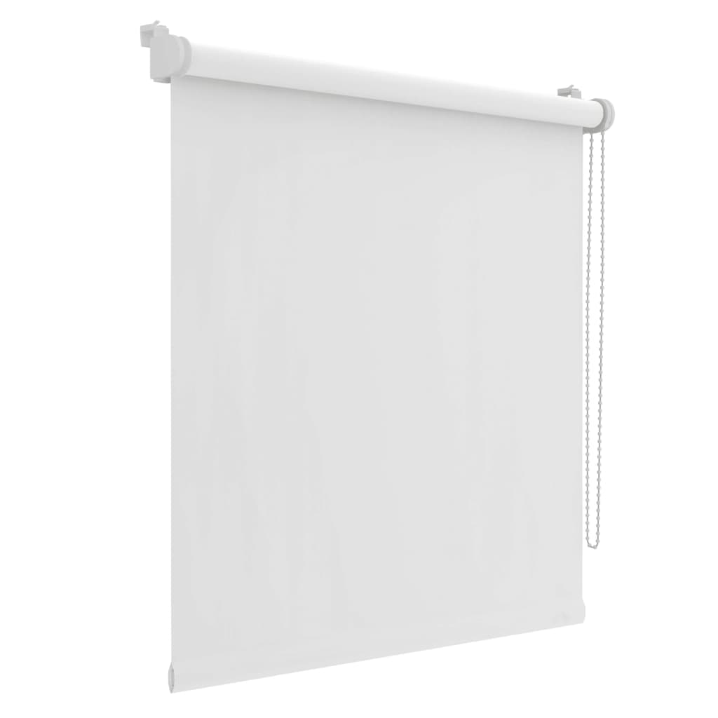 Decosol Minirullegardin lystett hvit 57x160 cm