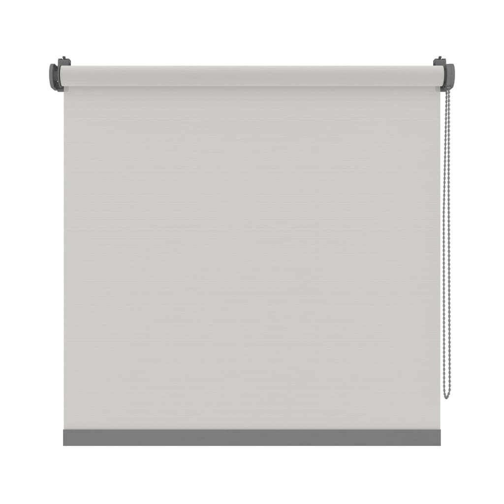 Decosol Mini rolgordijn Deluxe lichtdoorlatend 37x160 cm effen wit