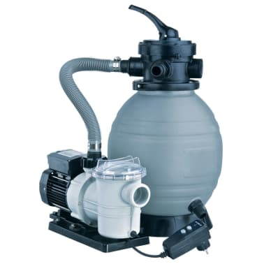 Ubbink Pool Filter Set 300 incl. Pump TP 25 7504641[1/2]