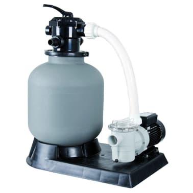 Kit de filtration Ubbink 400 pour piscine avec pompe TP 50 7504642[1/2]