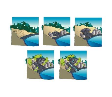 Ubbink Rechtskurven-Element Teich-Wasserfall Colorado Cascade 1312073[4/4]