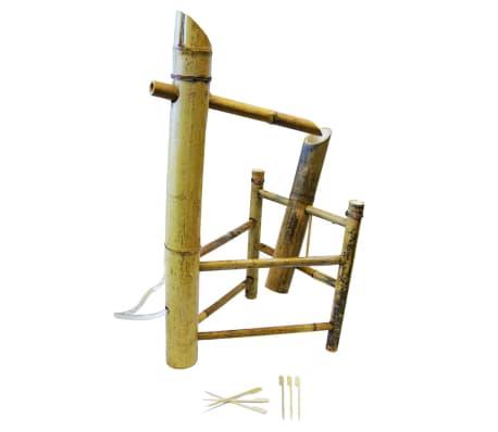 Ubbink Shishi Odoshi Bambus Wasserspiel 1221602 Im Vidaxl Trendshop