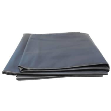 Acheter ubbink b che bassin en pvc 6 x 7 m noir pas cher for Bache pvc pour bassin pas cher