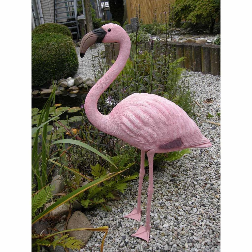 Ubbink Flamingo pentru Grădină și Iaz Ornament de Plastic poza 2021 Ubbink