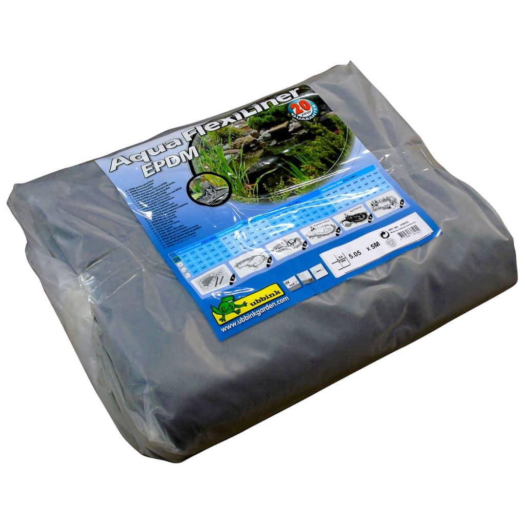 Ubbink Căptușeală iaz AquaFlexiLiner EPDM 5 x 5,05 m 1336125 poza 2021 Ubbink