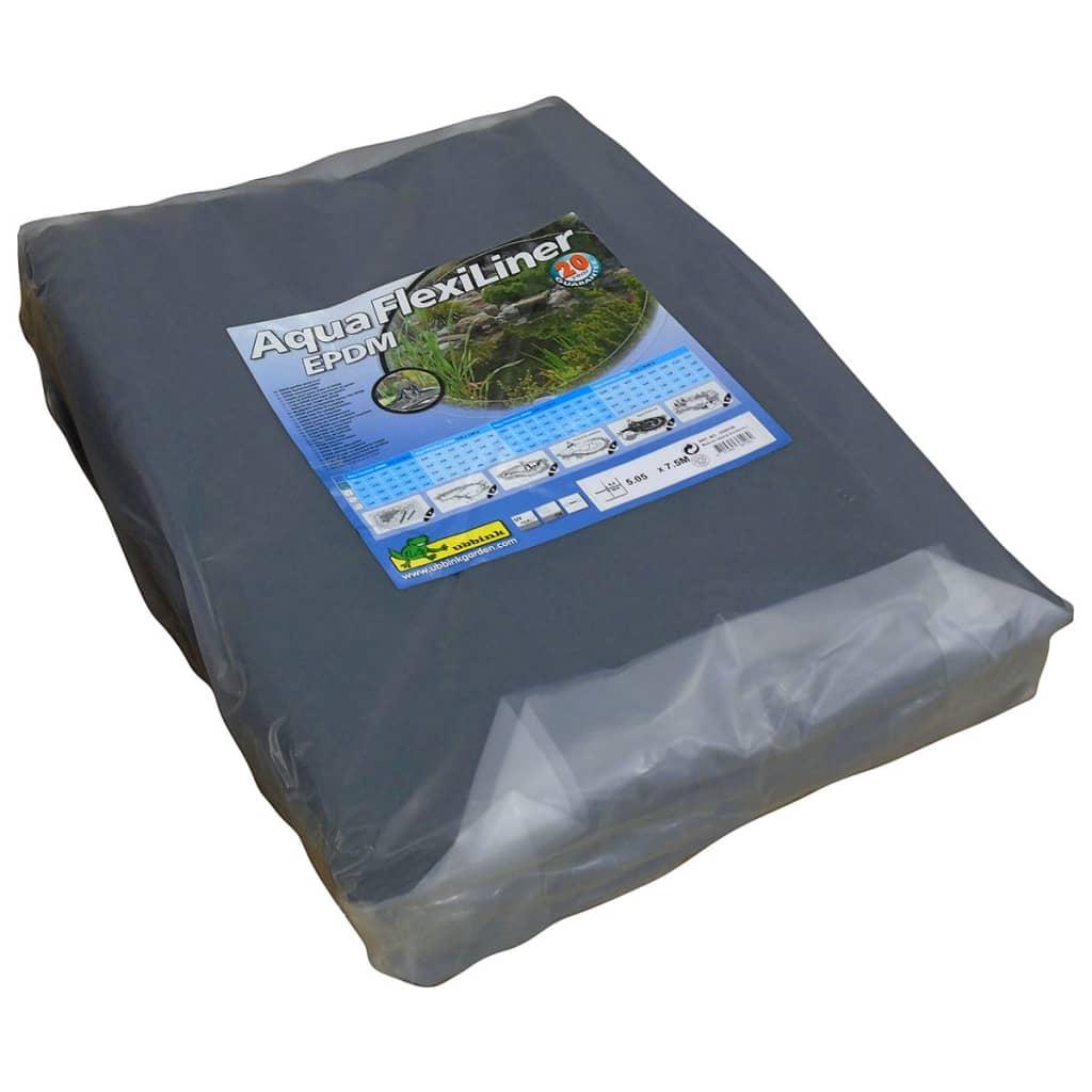 Ubbink Căptușeală iaz AquaFlexiLiner EPDM 5,05 x 7,5 m 1336126 vidaxl.ro