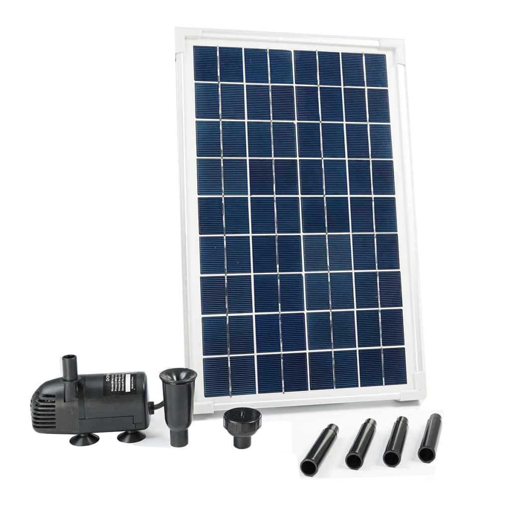 Ubbink SolarMax 600 Set se solární panelem a čerpadlem 1351181