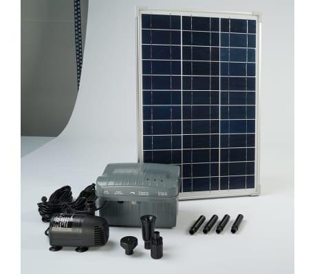 Ubbink SolarMax 1000 Set solární panel, čerpadlo a baterie 1351182[5/5]