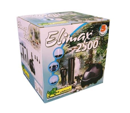 Acheter ubbink pompe de bassin elimax 2500 1351303 pas for Pompe bassin solde