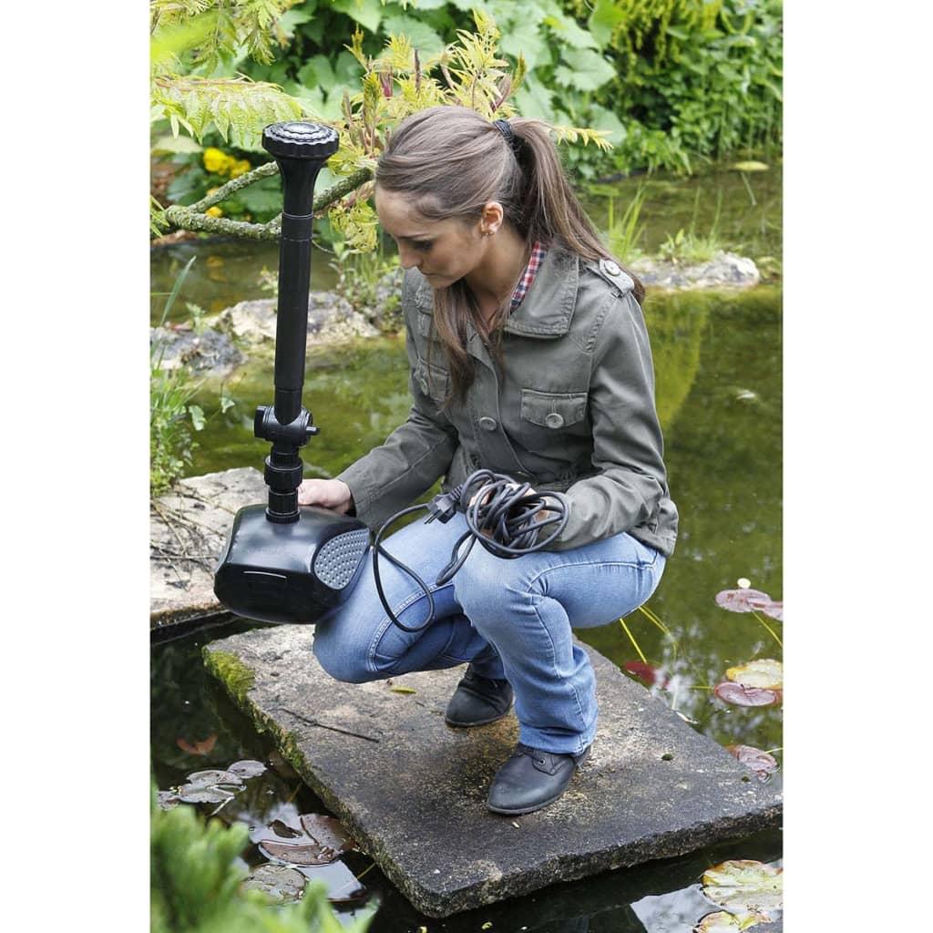 UBBINK POMPE DE Fontaine d\'Étang Cascade d\'Extérieur Bassin Chute d\'Eau  Jardin