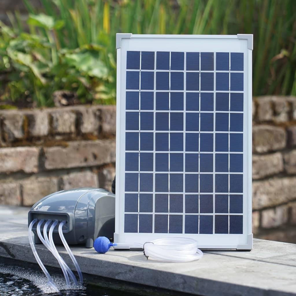 Ubbink Beluchtingspomp voor buiten Air Solar 600 1351375