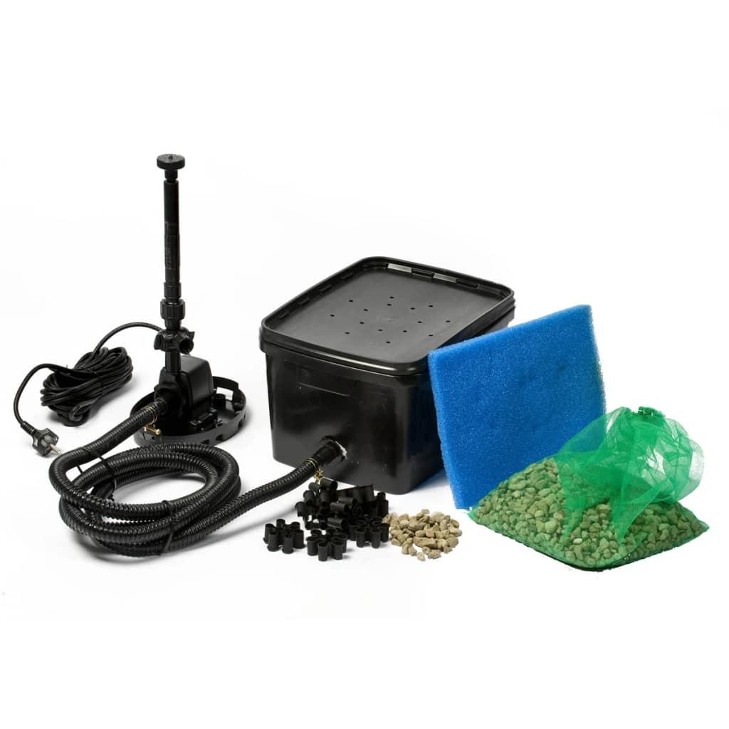 Ubbink BioPure 2000 Basic Filtru cu pompă pentru iaz, formă pătrată poza vidaxl.ro