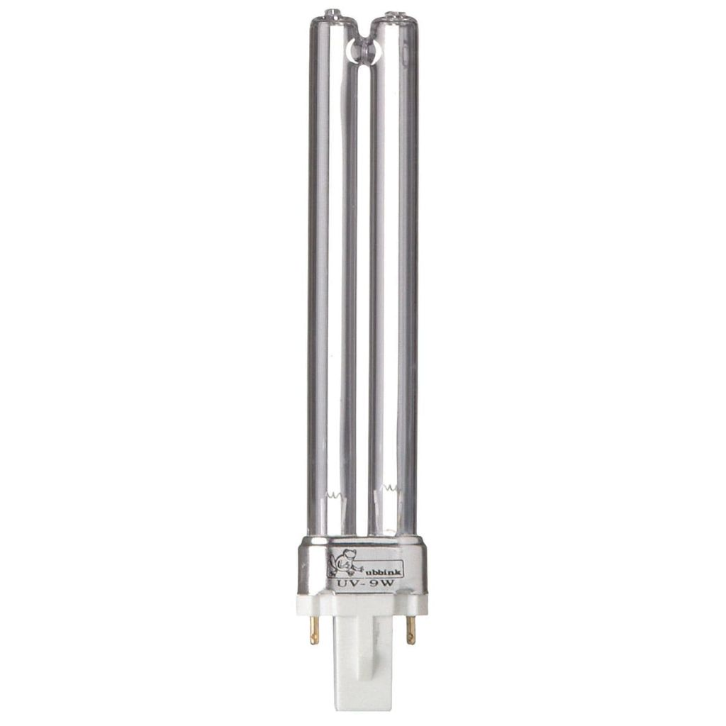 Ubbink udskiftningspære til UV-C-lampe PL-S 9W 1355110