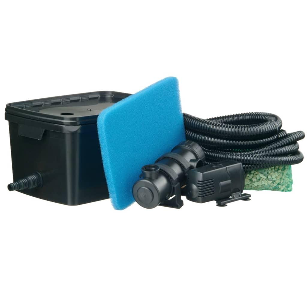 Ubbink Set Filtru pentru Lac FiltraPure 2000 L 16 L cu Pompă Xtra 600 poza vidaxl.ro