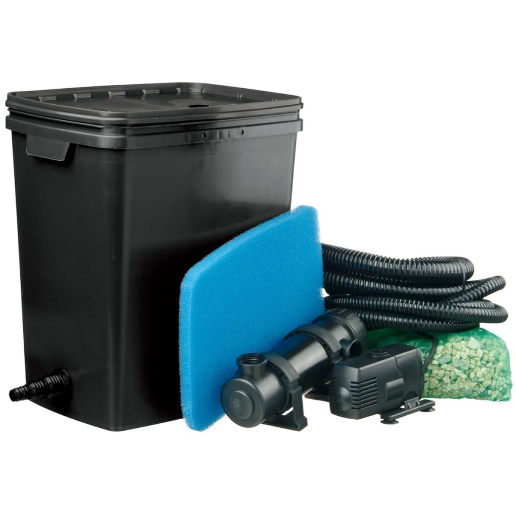 Ubbink Set filtru de iaz FiltraPure 7000 Plus, 37 L, 1355972 poza 2021 Ubbink