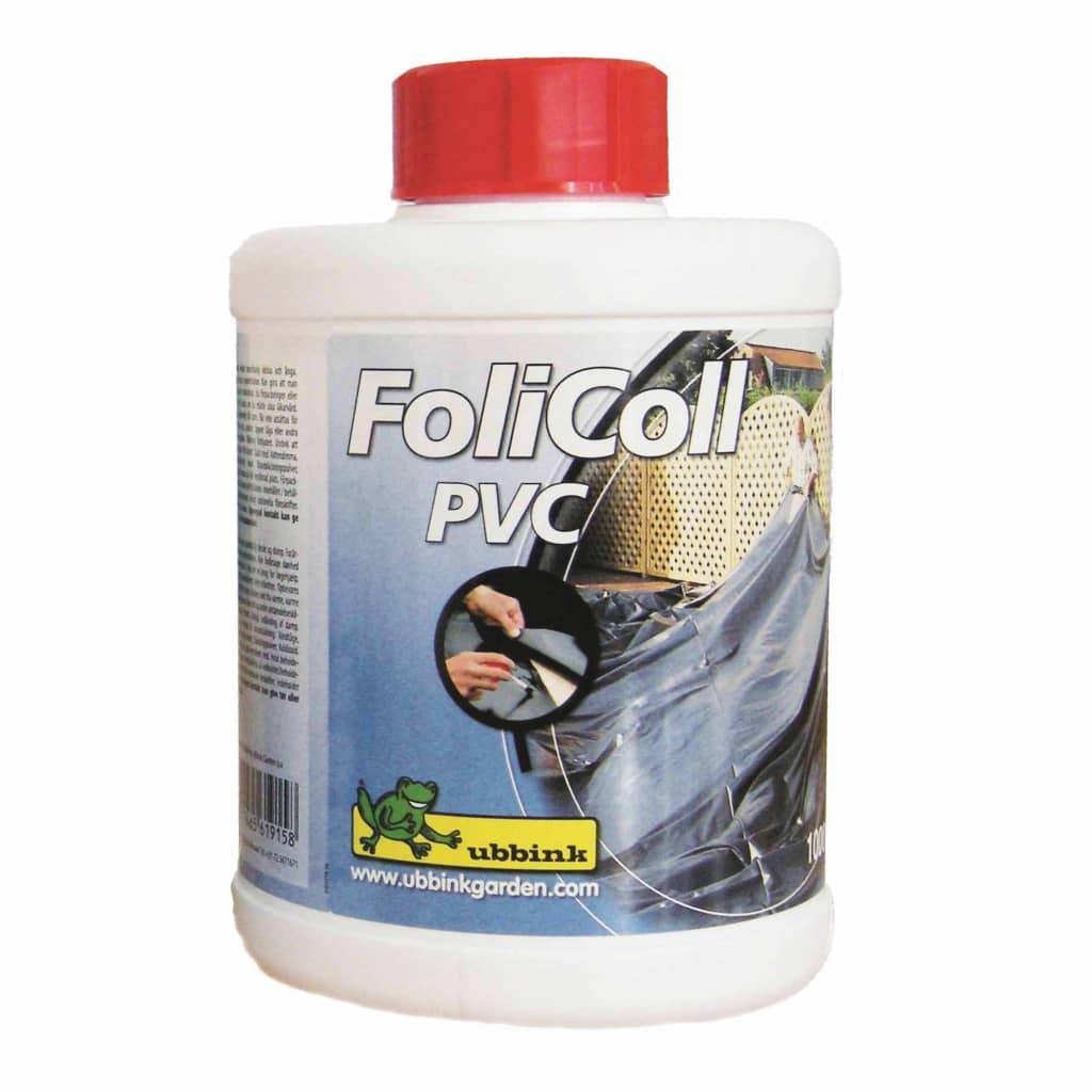 Ubbink Adeziv de etanșare căptușeală iaz FoliColl 1000 ml PVC vidaxl.ro