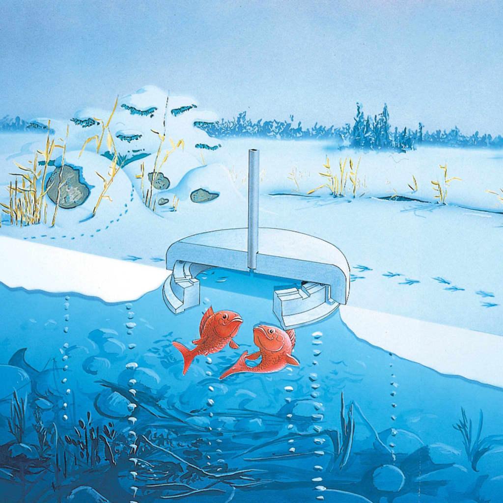 Ubbink Dispozitiv de prevenție îngheț iaz, Basic 40 1371036 poza 2021 Ubbink