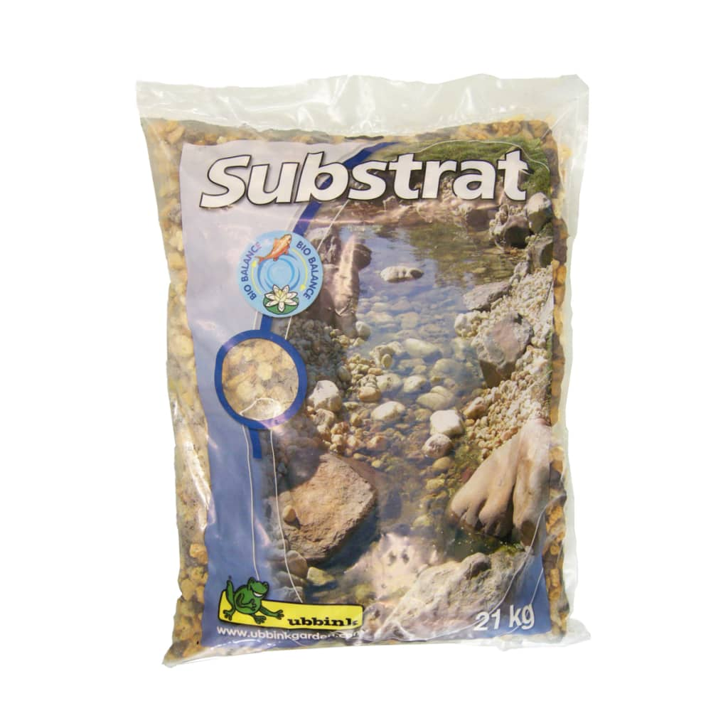 Ubbink Substrat de iaz 21 kg 1373100 poza vidaxl.ro