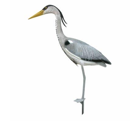 Ubbink Figurină animal stârc, 84 cm