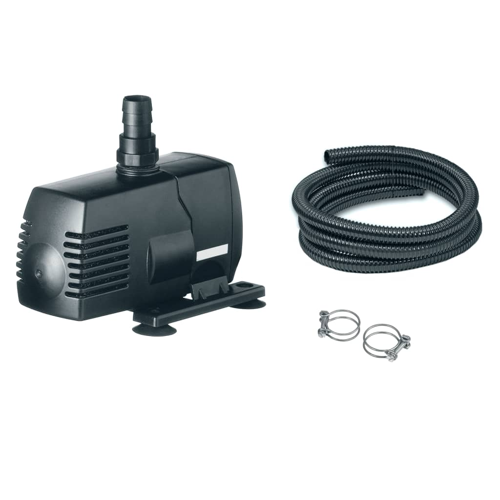 Ubbink Set de pompă pentru figurină de iaz SoArte, negru, 1386290 poza vidaxl.ro