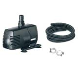Ubbink Pump Set für Teichbrunnen SoArte Schwarz 1386290