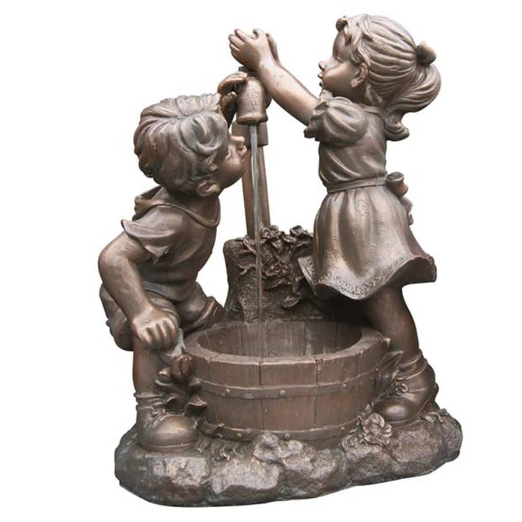 Ubbink Set cascadă Acqua Arte Memphis 1387059 poza vidaxl.ro