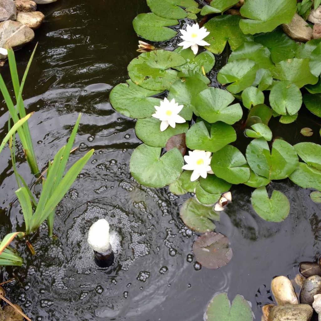 Ubbink 3-delige Waterlelieset decoratief wit