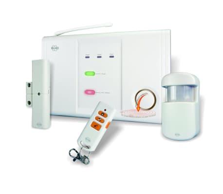 ELRO Système d'alarme sans fil 2 zones[1/2]