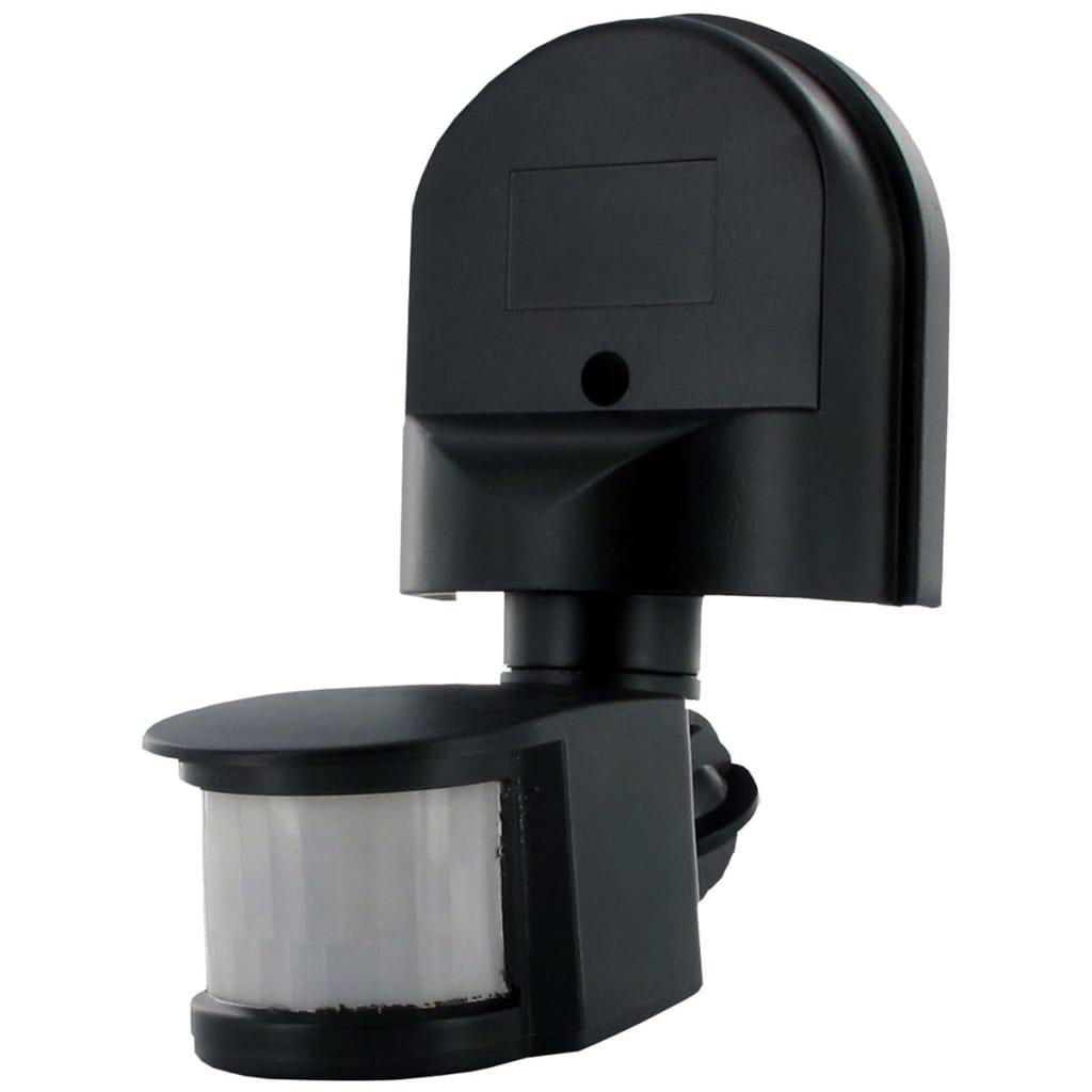 Afbeelding van Smartwares Bewegingssensor 180° 12 m zwart ES90