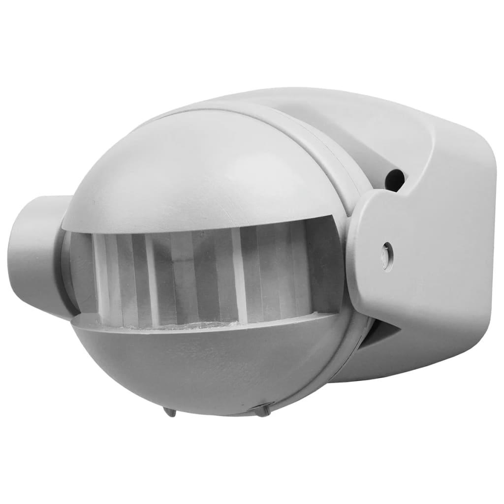 Afbeelding van Smartwares Bewegingssensor 180° 12 m grijs ES34A