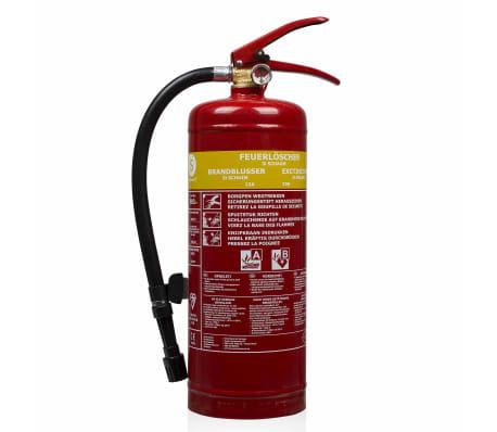 Smartwares Foam Fire Extinguisher 3 L Class AB Steel FEX-15230