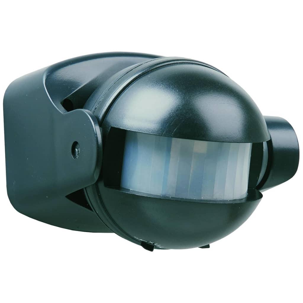 Afbeelding van Smartwares Bewegingssensor 180° 12 m zwart ES34Z