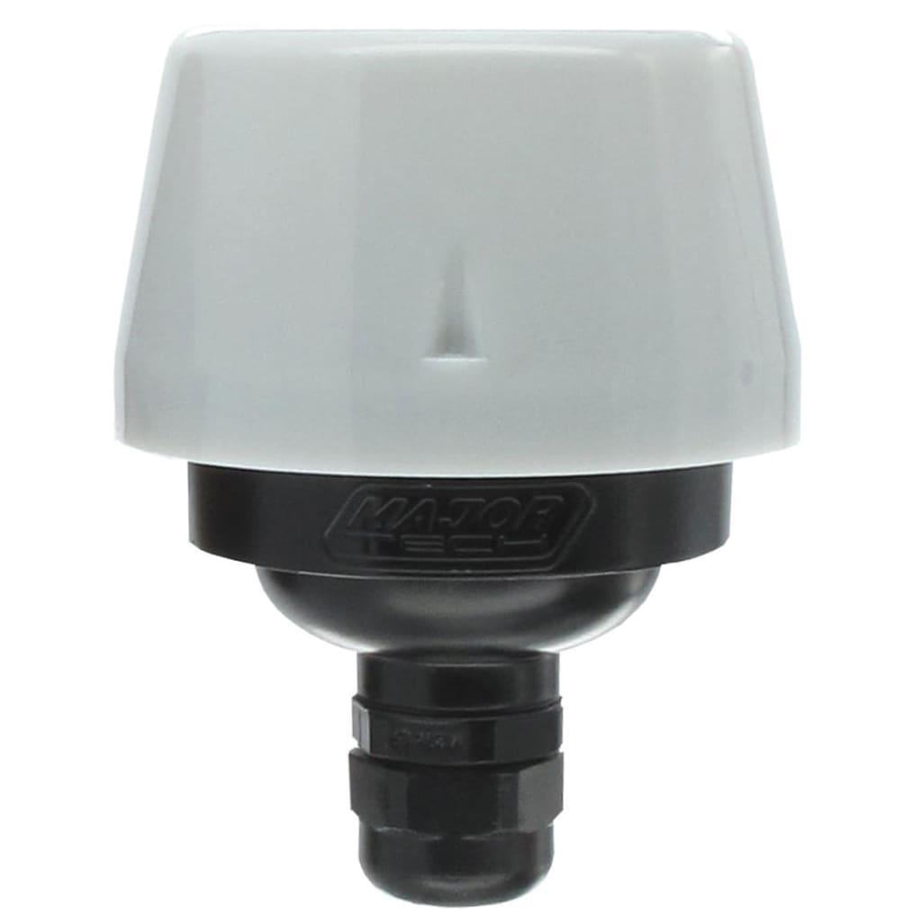Smartwares Senzor de lumină/întuneric, 1200 W, alb și negru 1890 poza vidaxl.ro