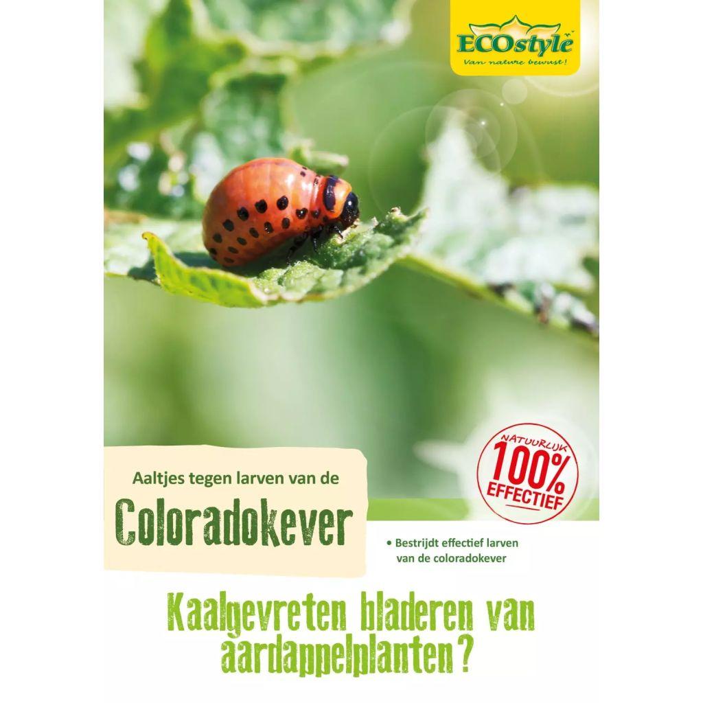 Afbeelding van Ecostyle Aaltjes tegen coloradokever 10m2