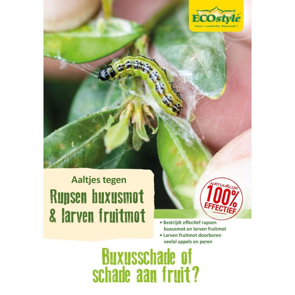 Afbeelding van Ecostyle Aaltjes tegen larven buxusmot 60m2