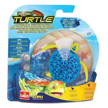Goliath robot schildpad blauw 7 cm[2/2]
