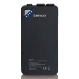 Lenco Powerbank med solcellsladdning PBS-620