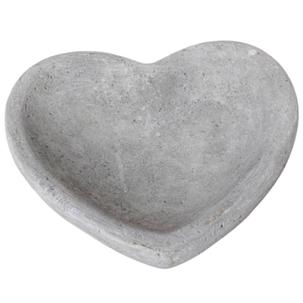 Afbeelding van Velda Vogelvoederhuisje hartvormig kunsthars maat m 850886
