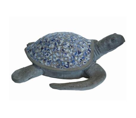 Velda statua da giardino con mosaico a forma di tartaruga for Tartaruga da giardino