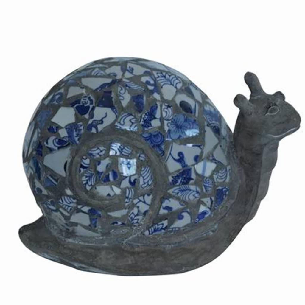 Afbeelding van Velda Tuinstandbeeld slak mozaïek polyresin 850969