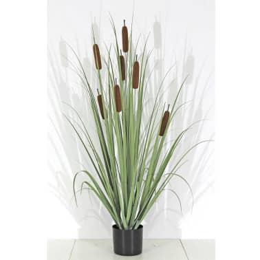 Velda herbe artificielle quenouille taille s 851013 for Plante artificielle solde