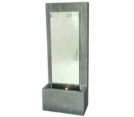 acheter velda fontaine murale miroir 851316 pas cher. Black Bedroom Furniture Sets. Home Design Ideas