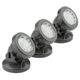 Velda (VT) Vijver LED-spotlights 4,5 W 3 st 146188