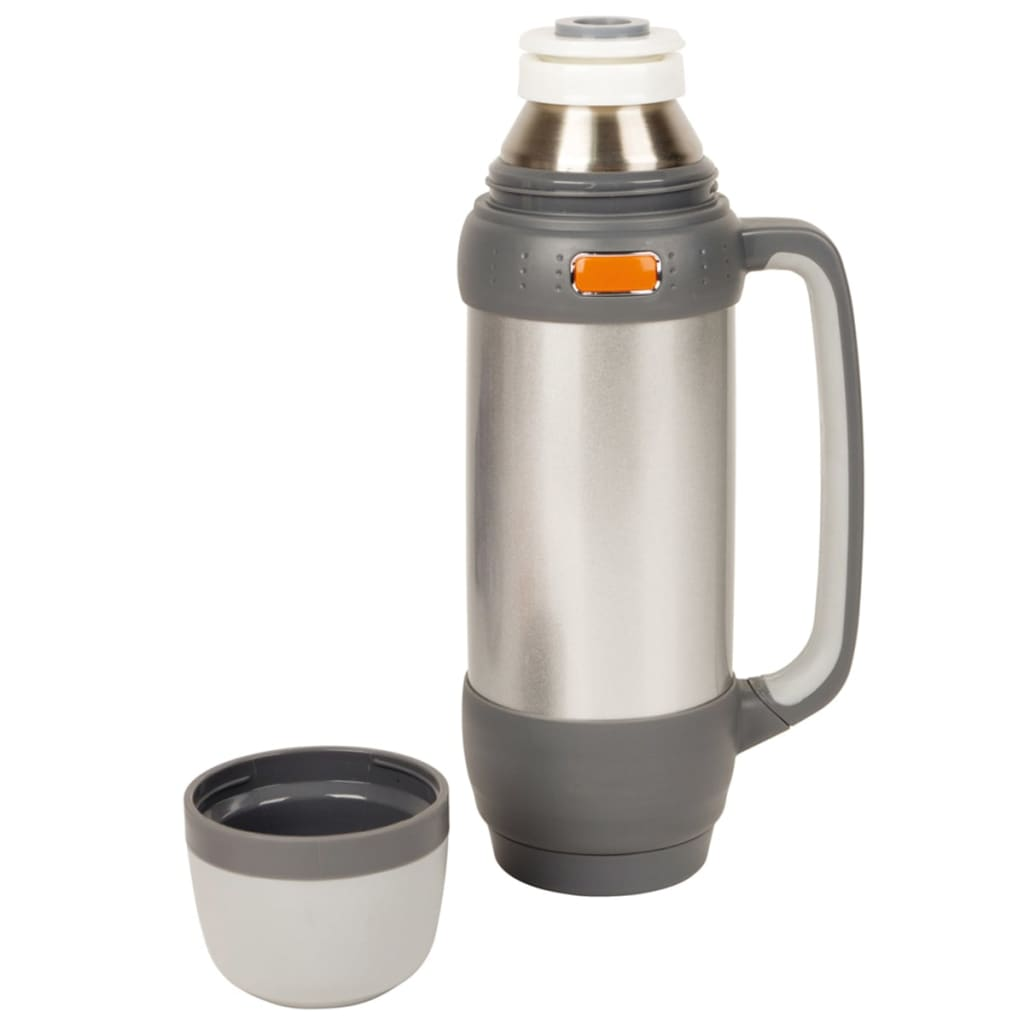 Camp Gear Thermoskan 1 L roestvrij staal 7302524
