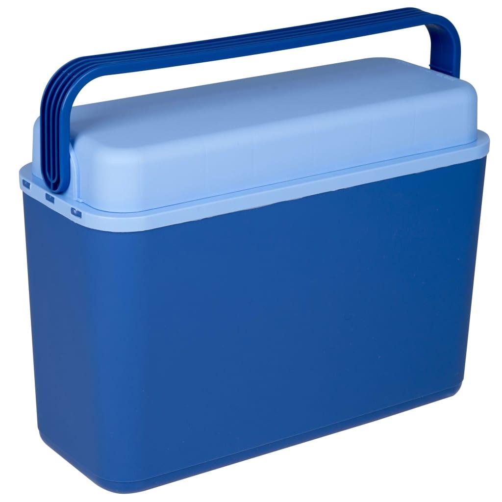 Bo-Camp køleboks til bilen 12 l blå