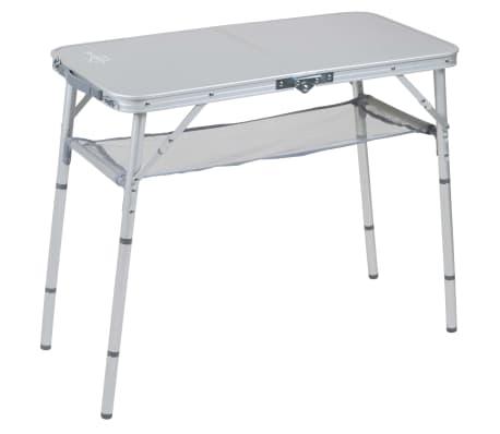 Tavolo In Alluminio Da Campeggio.Bo Camp Tavolo Da Campeggio Pieghevole Premium 80x40 Cm In